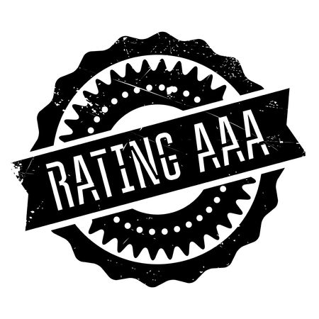 tier: Rating aaa stamp. Grunge design with dust scratches. Effects can be easily removed for a clean, crisp look. Color is easily changed. Illustration