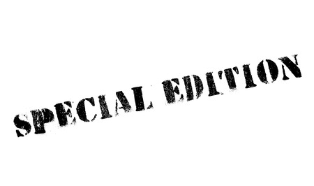 designated: Special edition stamp. Grunge design with dust scratches. Effects can be easily removed for a clean, crisp look. Color is easily changed.