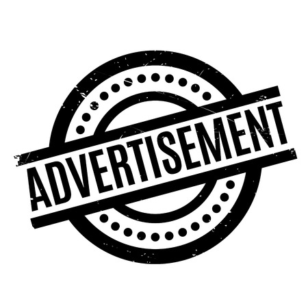squib: Advertisement rubber stamp