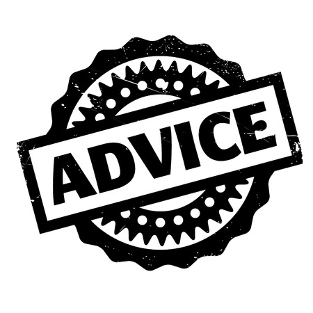 forewarning: Advice rubber stamp