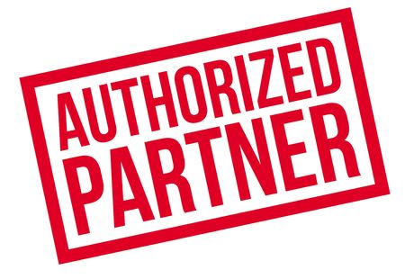 sanctioned: Authorized Partner rubber stamp