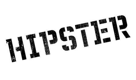 estereotipo: sello de goma del inconformista
