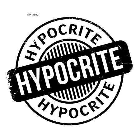 Hypocrite Stempel