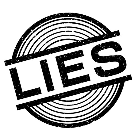 Lies rubber stamp