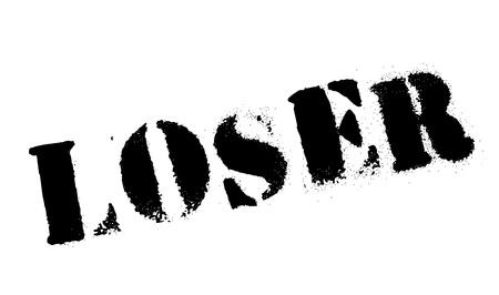 loser: Loser rubber stamp