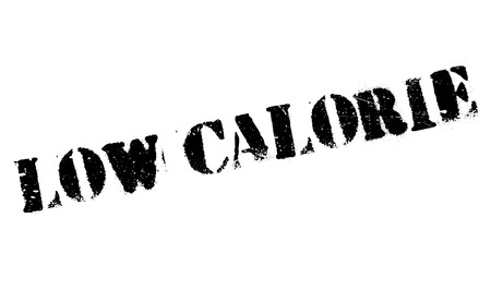 salt free: Low Calorie rubber stamp