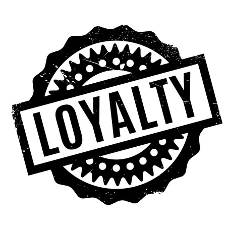 ethical: Loyalty rubber stamp