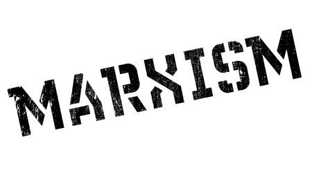 marxism: Marxism rubber stamp