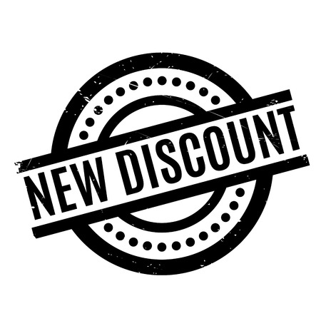 updated: New Discount rubber stamp