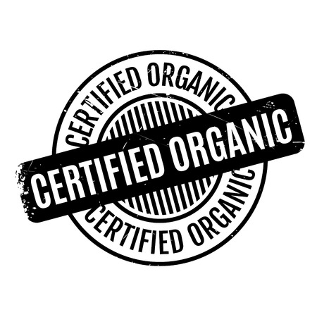 testify: Certified organic rubber stamp. Grunge design with dust scratches. Effects can be easily removed for a clean, crisp look. Color is easily changed. Illustration