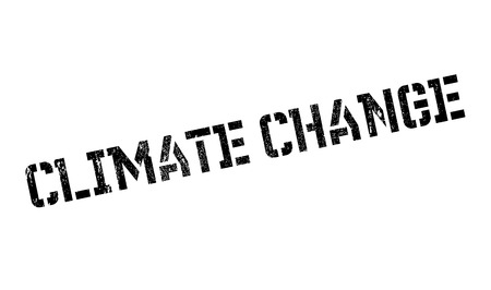 unsustainable: Climate Change rubber stamp. Grunge design with dust scratches. Effects can be easily removed for a clean, crisp look. Color is easily changed.