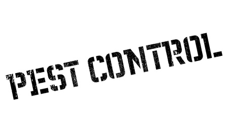contagious: Pest Control rubber stamp. Grunge design with dust scratches. Effects can be easily removed for a clean, crisp look. Color is easily changed.