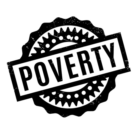Poverty rubber stamp