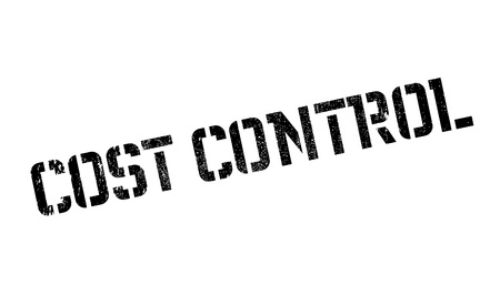 bad news: Cost Control rubber stamp. Grunge design with dust scratches. Effects can be easily removed for a clean, crisp look. Color is easily changed.