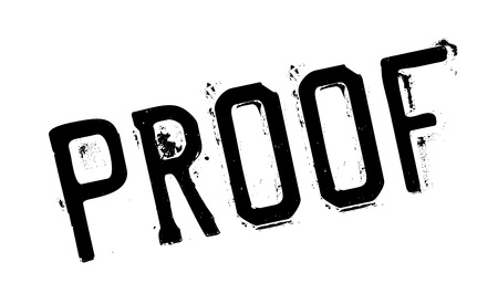 reproduce: Proof rubber stamp. Grunge design with dust scratches. Effects can be easily removed for a clean, crisp look. Color is easily changed.