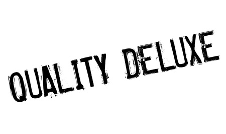 deluxe: Quality Deluxe rubber stamp. Grunge design with dust scratches. Effects can be easily removed for a clean, crisp look. Color is easily changed.