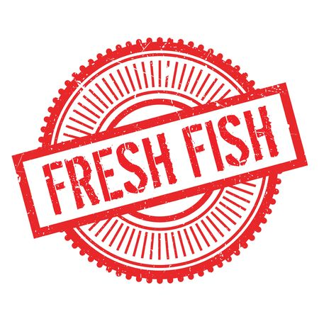 trawl: Fresh fish stamp. Grunge design with dust scratches. Effects can be easily removed for a clean, crisp look. Color is easily changed.