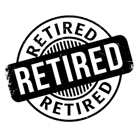 oap: Retired rubber stamp. Grunge design with dust scratches. Effects can be easily removed for a clean, crisp look. Color is easily changed. Stock Photo
