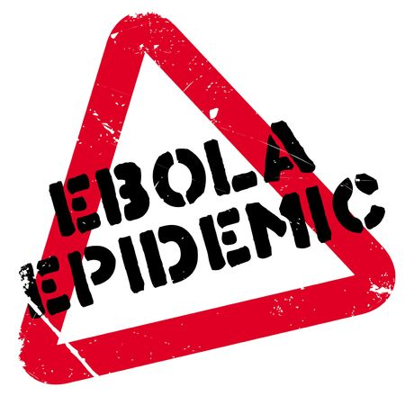 hemorrhagic: Ebola Epidemic rubber stamp. Grunge design with dust scratches. Effects can be easily removed for a clean, crisp look. Color is easily changed.