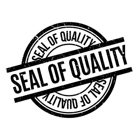 parameter: Seal Of Quality rubber stamp. Grunge design with dust scratches. Effects can be easily removed for a clean, crisp look. Color is easily changed.