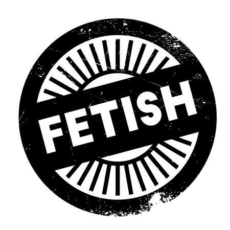 predilection: Fetish stamp rubber grunge
