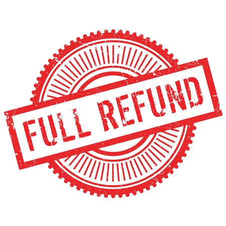 retribution: Full refund stamp