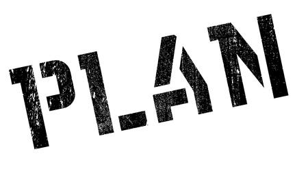 conspire: Plan stamp rubber grunge