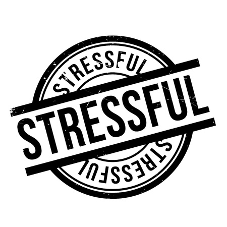 pressurized: Stressful rubber stamp. Grunge design with dust scratches. Effects can be easily removed for a clean, crisp look. Color is easily changed.