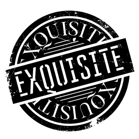 admirable: Exquisite rubber stamp