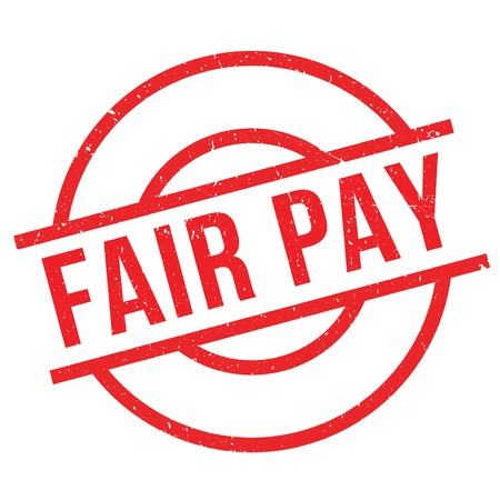 fairly: Fair Pay rubber stamp
