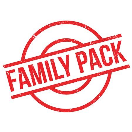 kindred: Family Pack rubber stamp Illustration