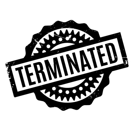 run out: Terminated rubber stamp. Grunge design with dust scratches. Effects can be easily removed for a clean, crisp look. Color is easily changed.