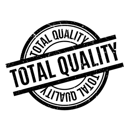 absolute: Total Quality rubber stamp. Grunge design with dust scratches. Effects can be easily removed for a clean, crisp look. Color is easily changed.