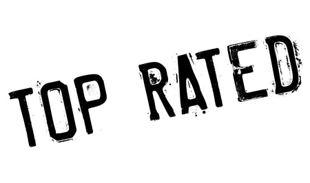 rated: Top rated stamp