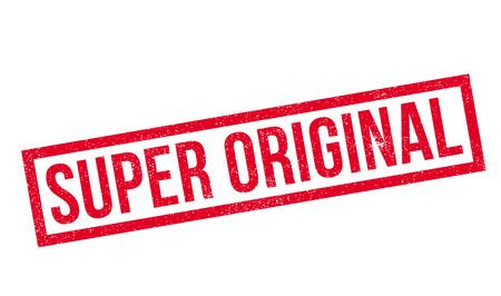 embryonic: Super Original rubber stamp