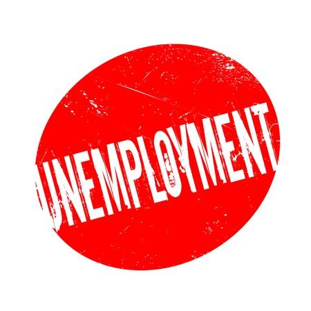 Unemployment rubber stamp