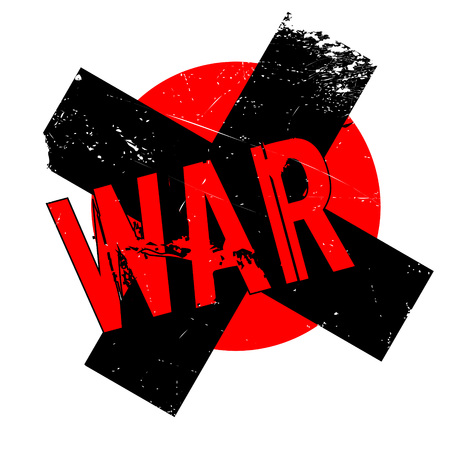 War rubber stamp