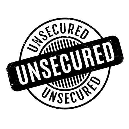 unrestricted: Unsecured rubber stamp. Grunge design with dust scratches. Effects can be easily removed for a clean, crisp look. Color is easily changed. Stock Photo