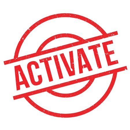 unveil: Activate rubber stamp. Grunge design with dust scratches. Effects can be easily removed for a clean, crisp look. Color is easily changed.