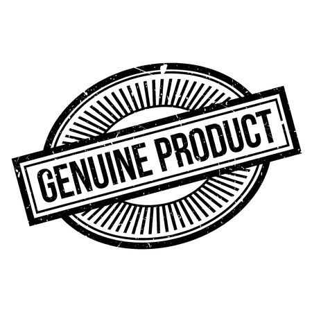 sello de goma del producto genuino. Diseño de Grunge con los rasguños polvo. Los efectos se pueden quitar fácilmente para una apariencia limpia y nítida. En color se cambia fácilmente.