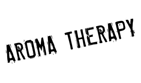 aroma therapy: Aroma Therapy rubber stamp. Grunge design with dust scratches. Effects can be easily removed for a clean, crisp look. Color is easily changed.