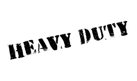hefty: Heavy Duty rubber stamp. Grunge design with dust scratches. Effects can be easily removed for a clean, crisp look. Color is easily changed.