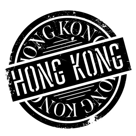 woo: Hong Kong rubber stamp. Grunge design with dust scratches. Effects can be easily removed for a clean, crisp look. Color is easily changed.
