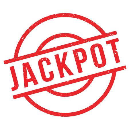 zonk: Jackpot rubber stamp