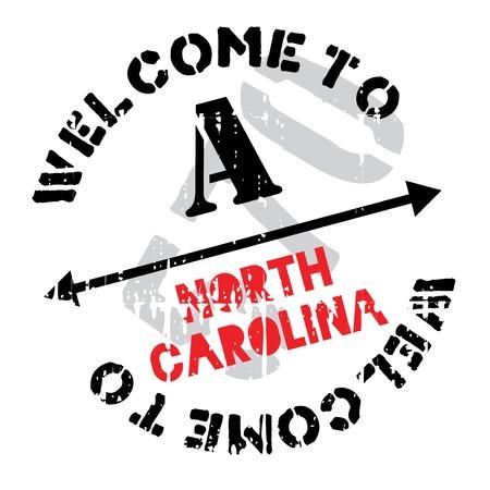 carolina: North Carolina stamp