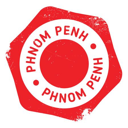 phnom penh: Phnom Penh stamp