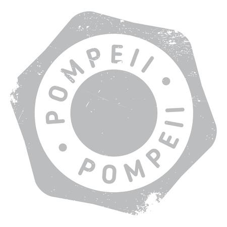 european alps: Pompeii stamp rubber grunge