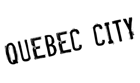 Quebec City stamp