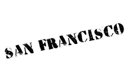 frisco: San Francisco stamp. Grunge design with dust scratches. Effects can be easily removed for a clean, crisp look. Color is easily changed.