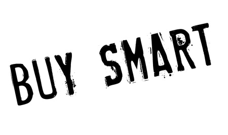 canny: Buy Smart rubber stamp. Grunge design with dust scratches. Effects can be easily removed for a clean, crisp look. Color is easily changed.